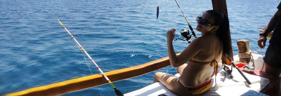 рыбалка бодрум