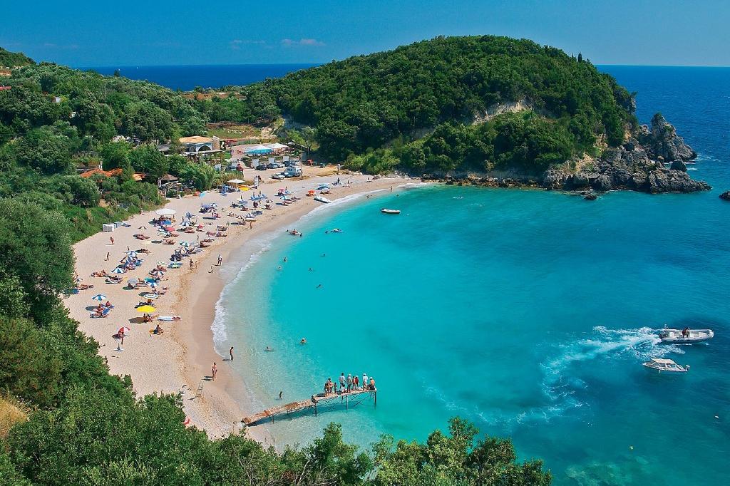 картинка фотография курорта Кос, остров в Греции